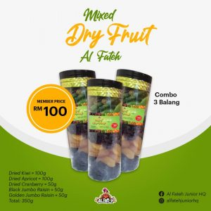 Combo Mixed Dry Fruits