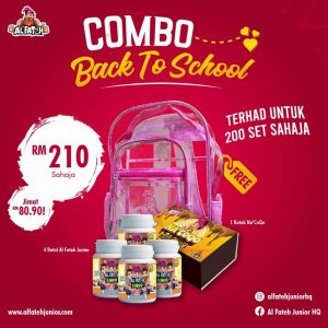 Combo Back To School